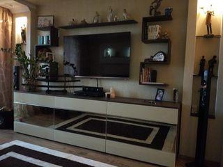 Евроремонт, мебель – 3-комнатная квартира в Тирасполе