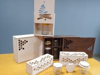 Fabricăm cutii din placaj