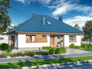 Строительство домов по немецким стандартам Passivhaus 300 евро / белый вариант