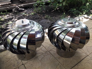 Изготовление ротационных вентиляторов