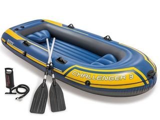 Лодка Intex Challenger 3