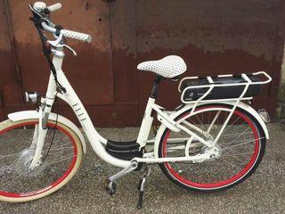 Bicicleta electrica Matra Elle