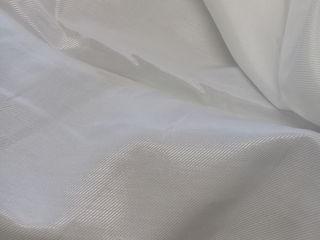 Ткань рубашечная  белая.