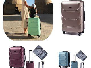 Valiza pt bagaj de mana din polycarbonate, flyone, wizz air, air moldova, turkish airlines, taron