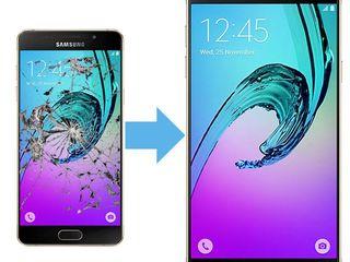 Schimbarea sticlei la Samsung, iPhone, Xiaomi, Huawei