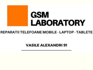 Лаборатория GSM - замена дисплея iPhone / iPad / Apple Watch- только оригинальные запчасти