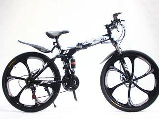 New;bicicleta titan cu 2 amortizatoare,posibil in rate la 0% comision