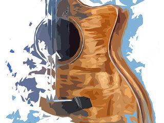 Ремонт гитар качественно и не дорого!!!