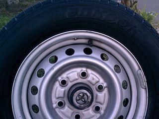 Toyota Hiace диски+резина Hankook 195|70|15 C