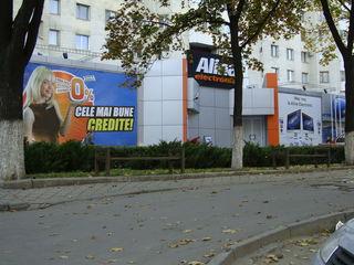 Магазин в Центре Кишинева - аренда 843,7 кв.м.