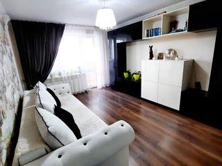 Spre vînzare apartament cu 3 odăi - încălzire autonomă și reparație euro