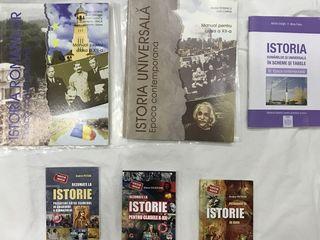 Vând diverse cărți pentru elevi