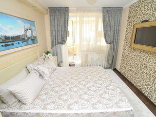 Apartament cu 4 camere, 123 mp, bloc nou, Buiucani , 108000 € !