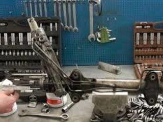 Ремонт  рулевых реек .устранение течи и стука (один день)