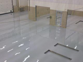стяжка полов, бетоные полы и полимерные наливные