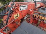 Kran- manipulator motorizat. Кран - манипулятор моторизированый.