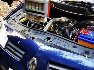 Repararea injectoarelor Diesel Delphi, Renault, Dacia,Ford, 1.5 DCI,TDCi /Ремонт форсунок Delphi
