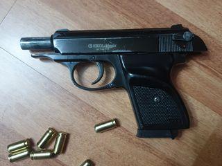 Pistol tip start