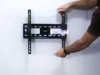 Установка телевизора на стене, кронштейны / montarea televizoarelor pe perete, suporturi
