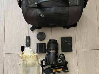 Nikon D3100, starea 9/10, procurat din USA