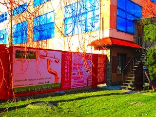 Продается 282м2 офисно-складское, производственное помещение str. Alba Iulia 75 (Alfa)