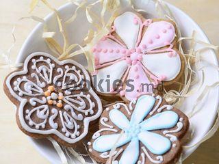 Печенье и имбирные пряники