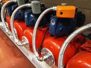 Гидрофоры для автономного обеспечения водой частного - гидрофоры с электронным регулятором давления