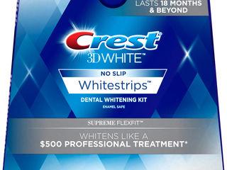 Crest 3d white - supreme fletfix