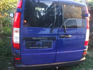 Mercedes Vito2007lang 6мест
