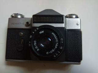 Фотоаппарат Зенит Е, Фэд-3