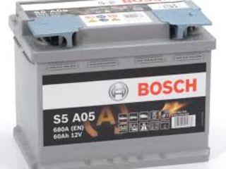 Acumulatoare AGM  Start- Stop «Bosch» !livrare/montarea !доставка/установка!
