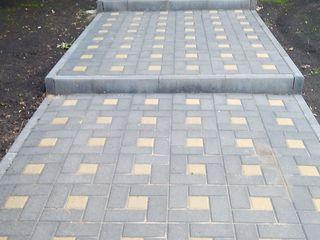 Профессиональная укладка тротуарной плитки. От 50л/м2     +  Асфальтирование