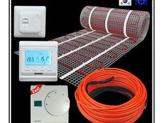 Осенняя распродажа! теплый пол со скидкой до -50% под любое покрытие, терморегуляторы!