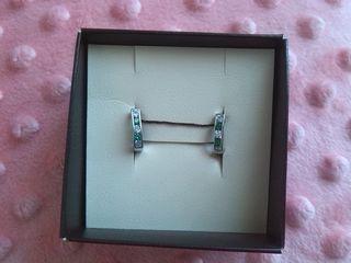 Новые серебряные сережки - 300 лей! Браслет.