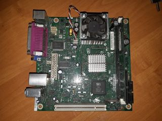 Materinca Intel D201GLY2 - Client Motherboard - 150Lei DDR2