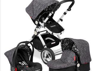 Детская коляска 3 в 1 Infababy