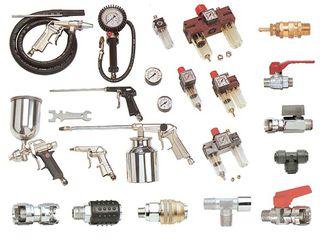 быстросъемные соединения для пневматического оборудования