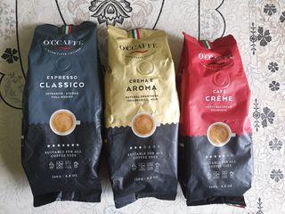 Cafea Italia si ulei de Masline