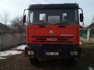 Iveco mixer