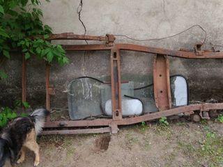 Rama UAZ bortovoi + stecla