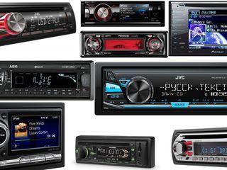 Reparatie - Decodarea Auto-magnitolelor, audio, video, dvd, cd, mp3, TV, PC, Amplificatoare auto