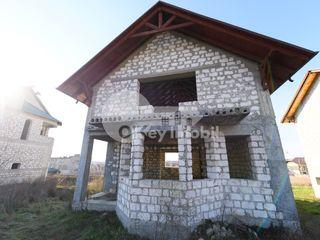 Casă în 2 nivele, 125 mp, teren 7 ari, Bubuieci 47000 €