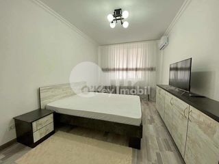 Apartament în bloc nou, euroreparație, Botanica, 300 € !