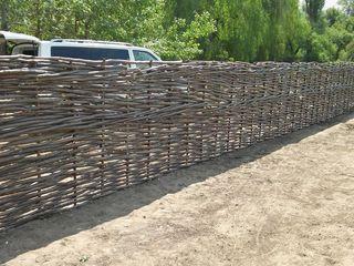 Garduri impletite