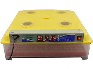 Инкубатор с автоматическим переворотом яиц MS-63//Бесплатная доставка по всей Молдове!Гарантия!!!