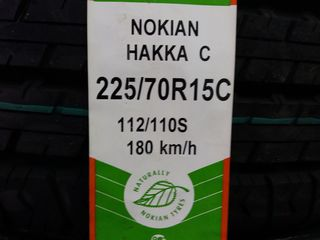 Nokian, 225/70 r15c! Made in Finland!!