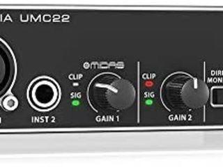 Аудио интерфейсы, внешние звуковые карты и цифро-аналоговые преобразователи.