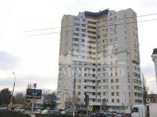 Penthouse 2 nivele, 123 mp+terasă! Pardosea caldă! Lângă piața Ceucari!
