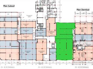 Продажа ком. недвижимости  585м2 в центре на Еминеску! Возможна рассрочка!