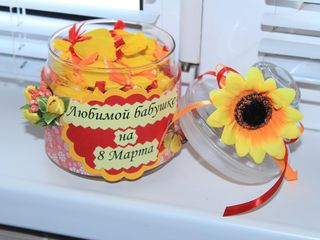 Оригинальные декоративные подарки на заказ